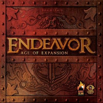 Endeavor: Age of Expansion kiegészítő