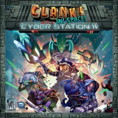Clank! In! Space! - Cyber Station 11 kiegészítő