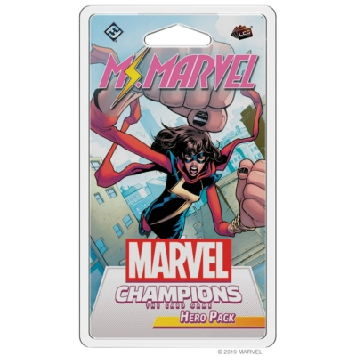 Marvel Champions: The Card Game - Ms. Marvel Hero Pack