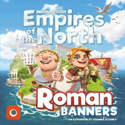 Imperial Settlers: Empires of the North - Roman Banners kiegészítő
