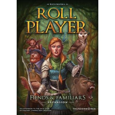 Roll Player: Fiends & Familiars kiegészítő