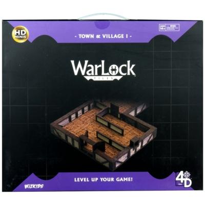 WarLock Tiles Town & Village Set