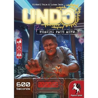 UNDO - 600 Seconds