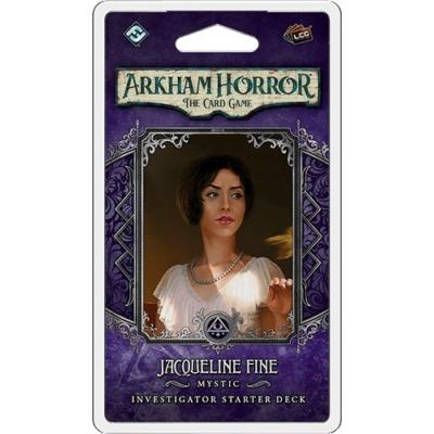 Arkham Horror LCG: Jacqueline Fine Investigator Starter Deck