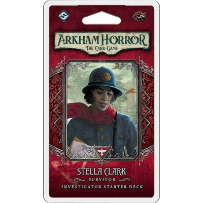Arkham Horror LCG: Stella Clark Investigator Starter Deck