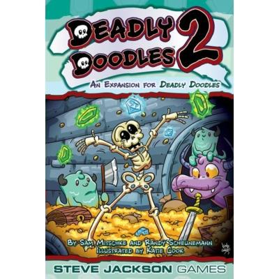 Deadly Doodles 2 kiegészítő