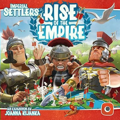 Imperial Settlers: Rise of the Empire