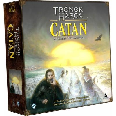 Trónok harca Catan: Az Őrség Testvérisége