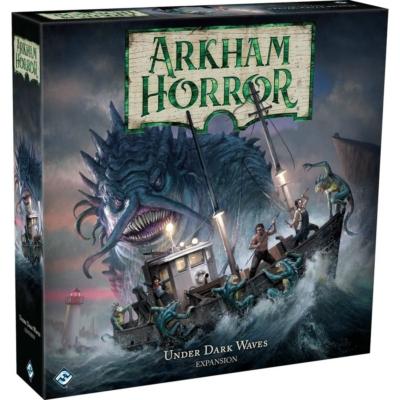 Arkham Horror 3. kiadás - Under Dark Waves kiegészítő