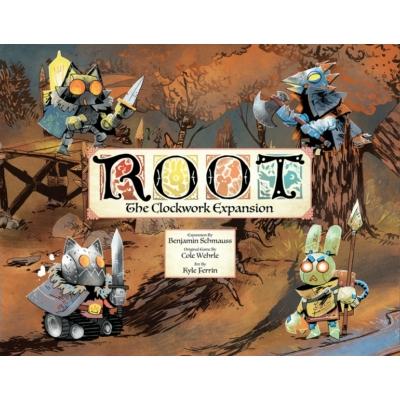 Root: The Clockwork kiegészítő