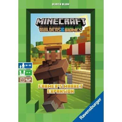 Minecraft: Builders & Biomes - Farmers' Market kiegészítő