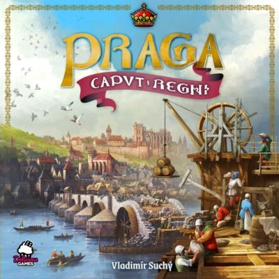 Praga Caput Regni – angol kiadás