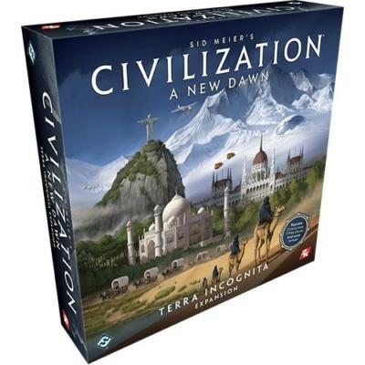 Sid Meier's Civilization: A New Dawn - Terra Incognita kiegészítő