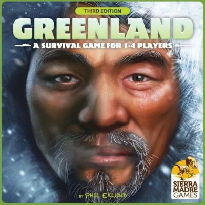Greenland 3. kiadás