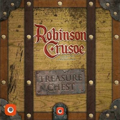 Robinson Crusoe: Treasure Chest kiegészítő