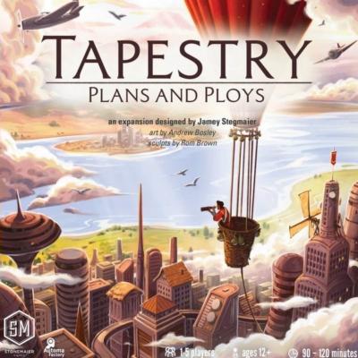 Tapestry: Plans and Ploys kiegészítő