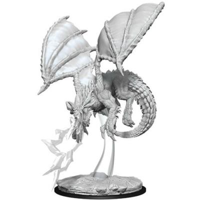 D&D Nolzur's Marvelous Miniatures: Young Blue Dragon