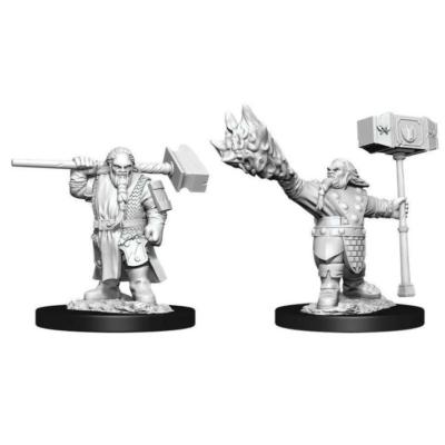 D&D Nolzur's Marvelous Miniatures: Dwarf Cleric Male Wave11
