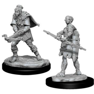 D&D Nolzur's Marvelous Miniatures: Human Ranger Female Wave11