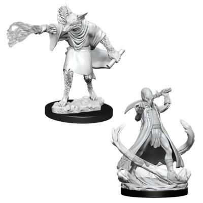 D&D Nolzur's Marvelous Miniatures: Arcanaloth & Ultroloth