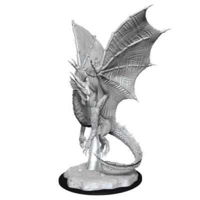 D&D Nolzur's Marvelous Miniatures: Young Silver Dragon