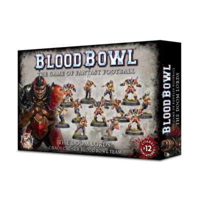 Blood Bowl: The Doom Lords - Chaos Chosen csapat