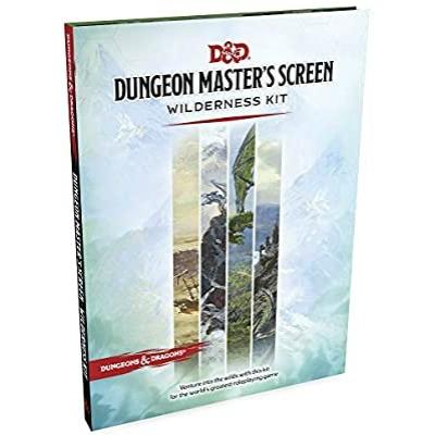 Dungeons & Dragons: Wilderness Kit