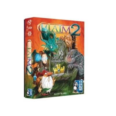 CLAIM 2 - Ki lesz az új király? kártyajáték