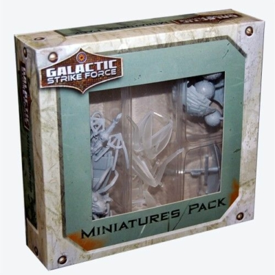 Galactic Strike Force: Ship Miniature Pack