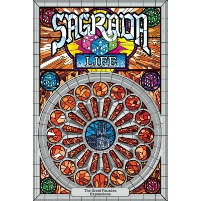 Sagrada: The Great Facades - Life kiegészítő