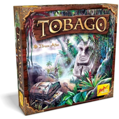Tobago (angol kiadás)