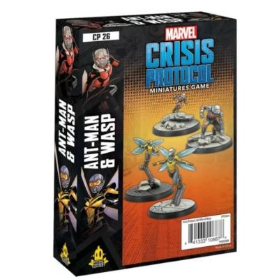 Marvel: Crisis Protocol - Ant-Man & Wasp
