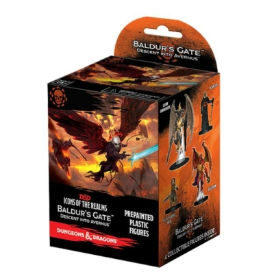 Dungeons & Dragons Miniatures: Descent Into Avernus Booster