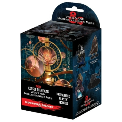 Dungeons & Dragons Miniatures: Volo's & Mordenkainen's Foes Booster