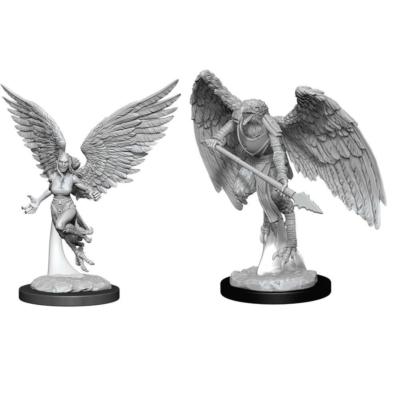 D&D Nolzur's Marvelous Miniatures: Harpy & Arakocra