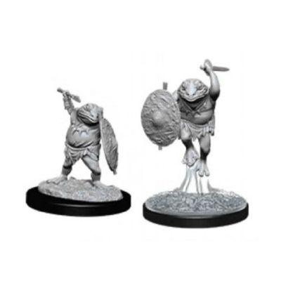 D&D Nolzur's Marvelous Miniatures: Bullywug