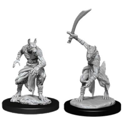 D&D Nolzur's Marvelous Miniatures: Jackalwere