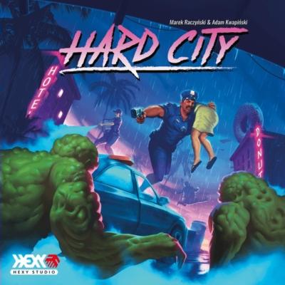 Hard City