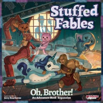 Stuffed Fables: Oh Brother! kiegészítő