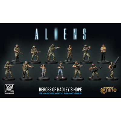 Aliens: Heroes of Hadley's Hope
