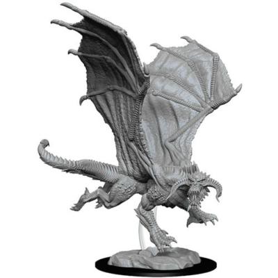 D&D Nolzur's Marvelous Miniatures: Young Black Dragon