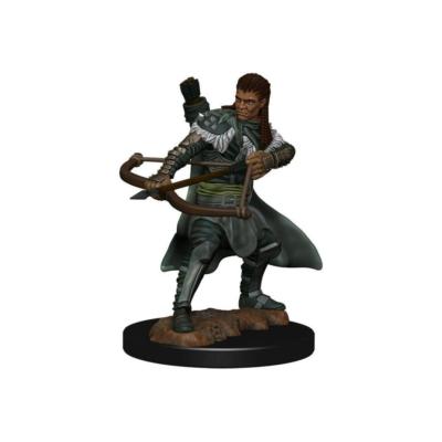 D&D Icons: Human Male Ranger Premium Prepainted Miniature