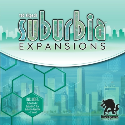 Suburbia 2nd edition: Expansions