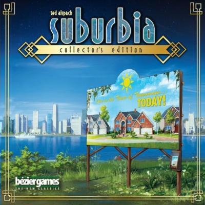 Suburbia: Collectors Edition