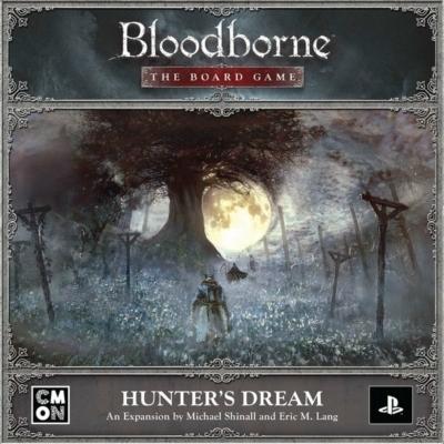Bloodborne: The Board Game - Hunter's Dream kiegészítő