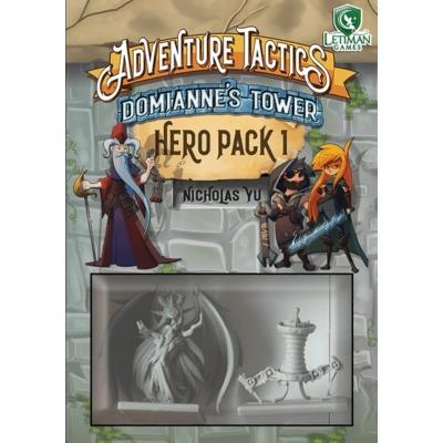 Adventure Tactics: Domianne's Tower - Hero Pack