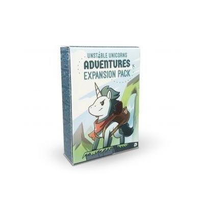 Unstable Unicorns: Adventures kiegészítő