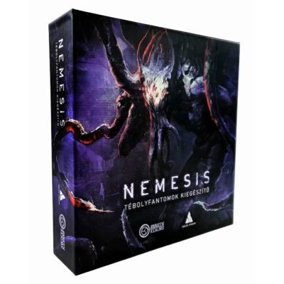 Nemesis - Tébolyfantomok kiegészítő