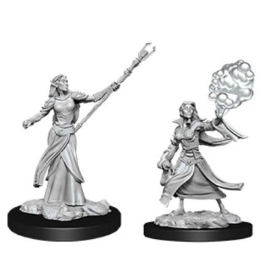 D&D Nolzur's Marvelous Miniatures: Elf Sorcerer Female