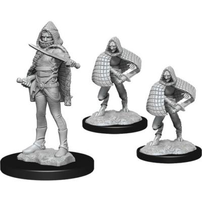 D&D Nolzur's Marvelous Miniatures: Darkling Elder & Darklings